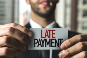 A Rethink On The Recording Of Late Payments.