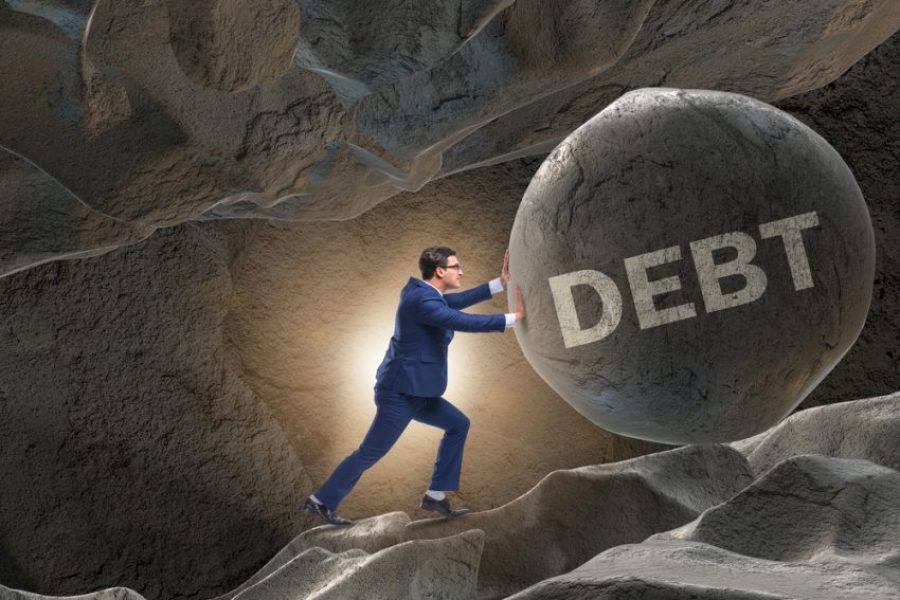 High Credit Card Debt Means Credit Scores Suffer!