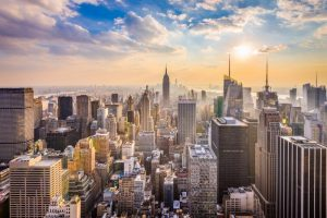 Low Credit Rating Prominent in Big Cities