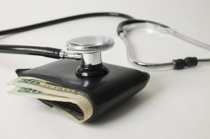 Healthy wallet means healthy financial situation