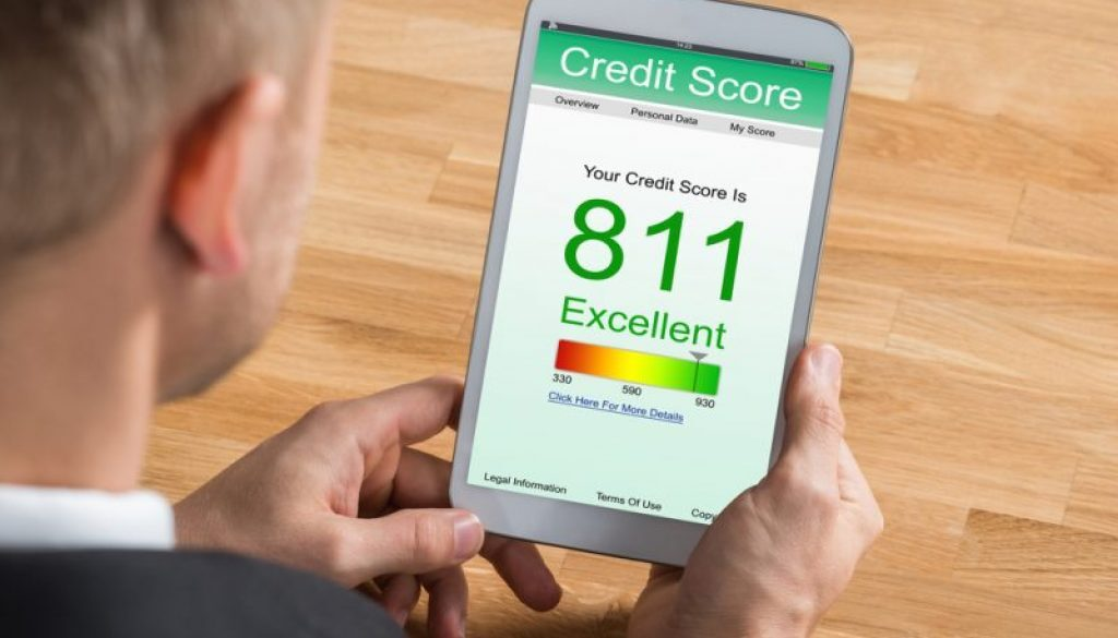 When Was the Last Time You Gave Yourself a Credit Rating Check?