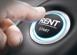 Bad credit if you are renting