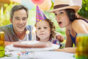 Throw A Birthday With Bad Credit