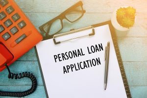 how personal loans affect your credit score