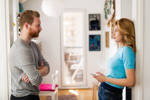 how does your partners credit score affect you