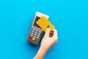 overspending on credit card