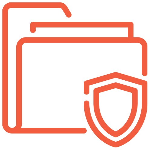 good credit file restored icon