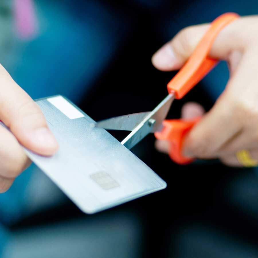eliminate credit card debts