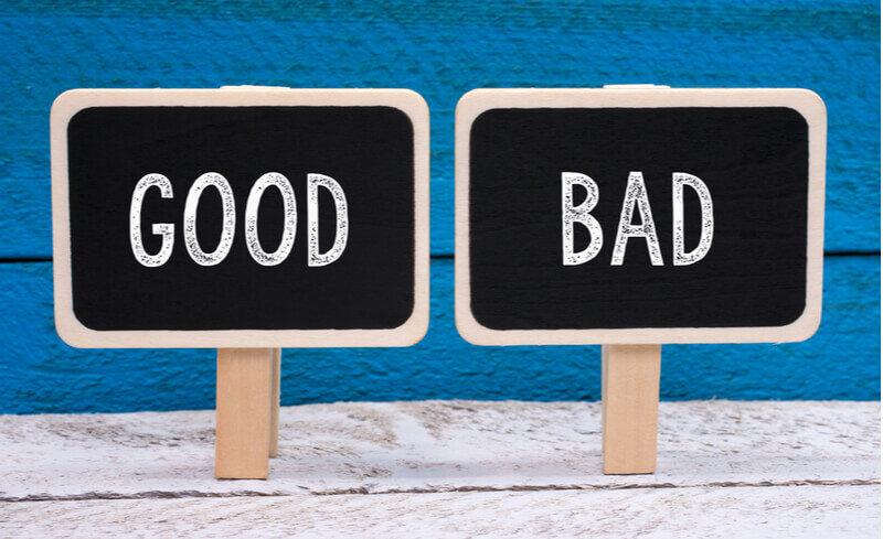 good vs bad credit repair companies