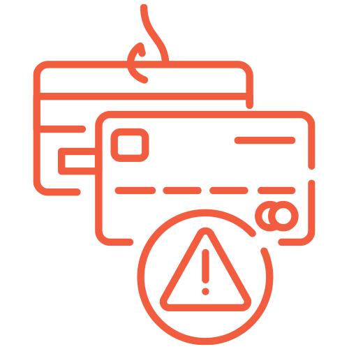 identity fraud protection icon