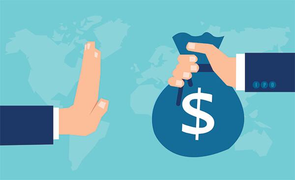 lender rejecting a loan application