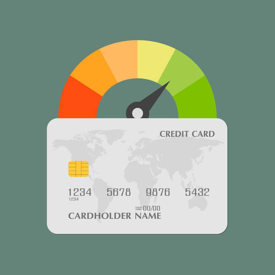 credit cards credit score