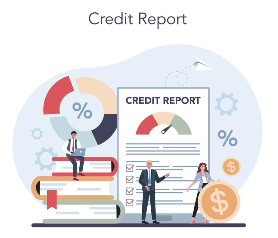 check credit report