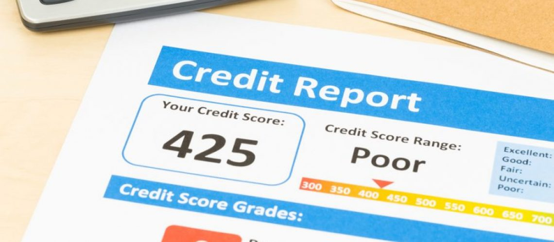 What is Bad Credit?